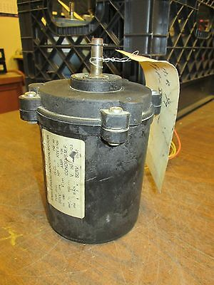 Single-phase Induction Motor Dt-22 17hp 115v 1.08a 60hz Used