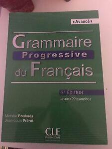 Grammaire Progressive du Francais (2e edition)