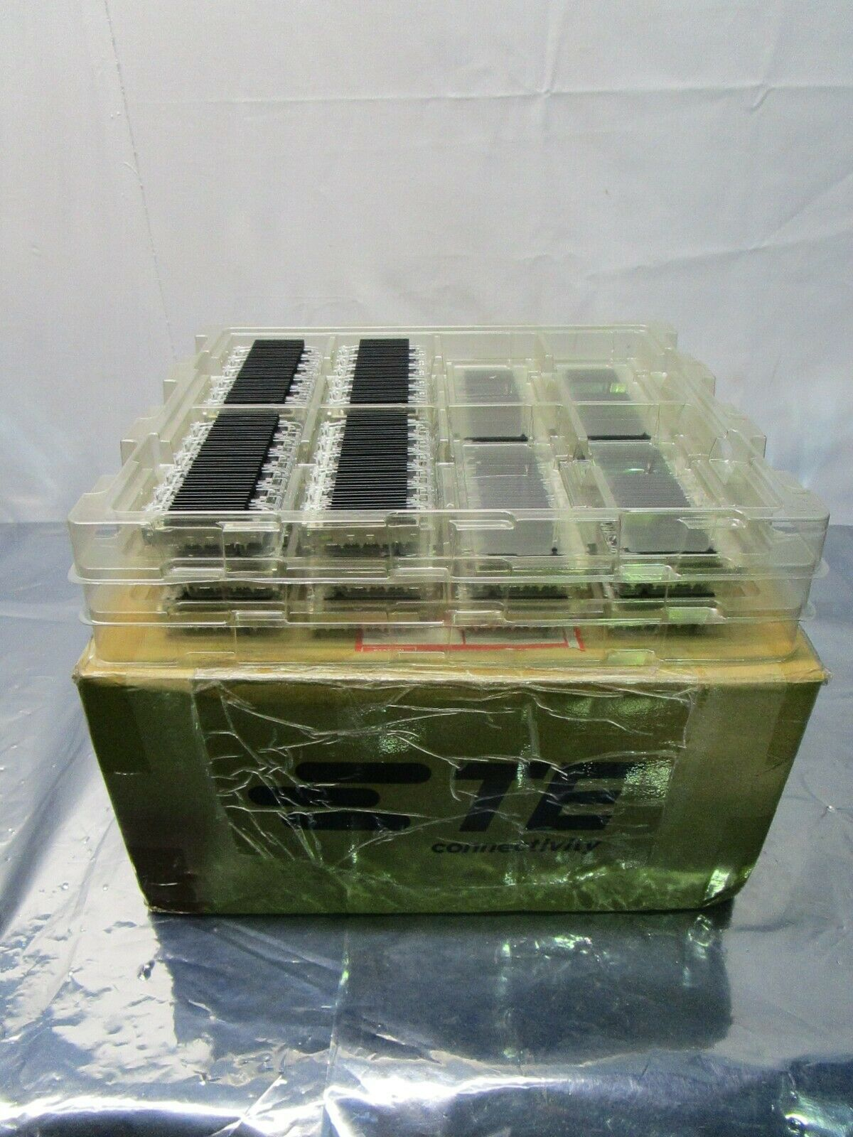 1 Lot of 20 TE connectivity AMP Brand 2170551-1 1X6 CAGE ASSEMBLY, 102548
