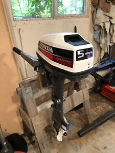 5hp outboard