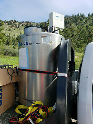 Cryo Storage Tank Mve Xlc 810he Tec 2000
