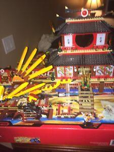 LEGO NINGAGO (GROS LOT)