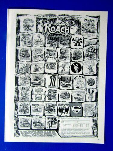 Roach What