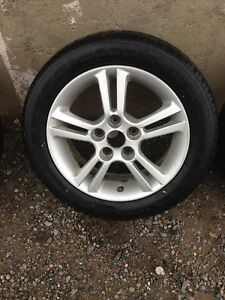 16inch Alloy Rims with tires