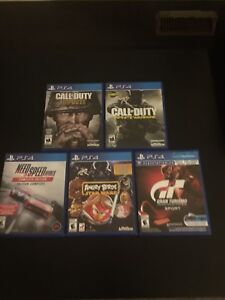 PS4 Games - $3