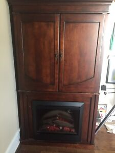 TV / Fireplace Stand $150