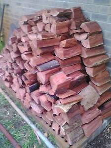 FIREWOOD QUALITY DRY JARRAH $200 (DELIVERED FREE) AND STACKED Perth Perth City Area Preview