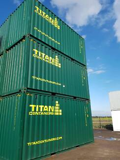 20FT HI CUBE NEW SHIPPING CONTAINERS