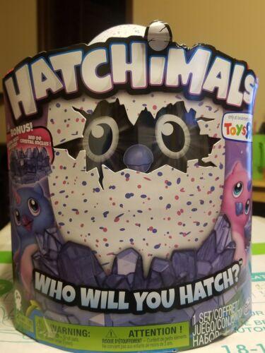 Hatchimals Hatching Egg Interactive Creature Owlicorn Baby T