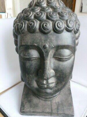 BRAND NEW BUDDHA HEAD GARDEN ORNAMENT