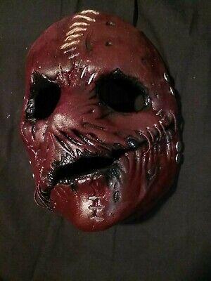 Corey Taylor Vol. 3 Slipknot mask RED / Maschera di Corey Taylor Vol.3 - Slipknot Corey Mask