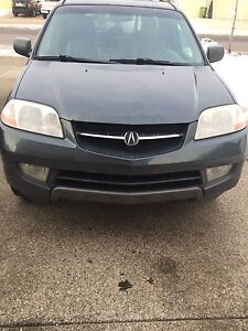 2003 Acura MDX w/ touring package