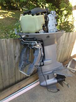 Yamaha outboard 60hp Cooroy Noosa Area Preview