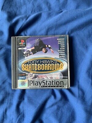 tony hawks skateboarding ps1