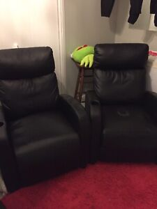 Recliners $50 obo