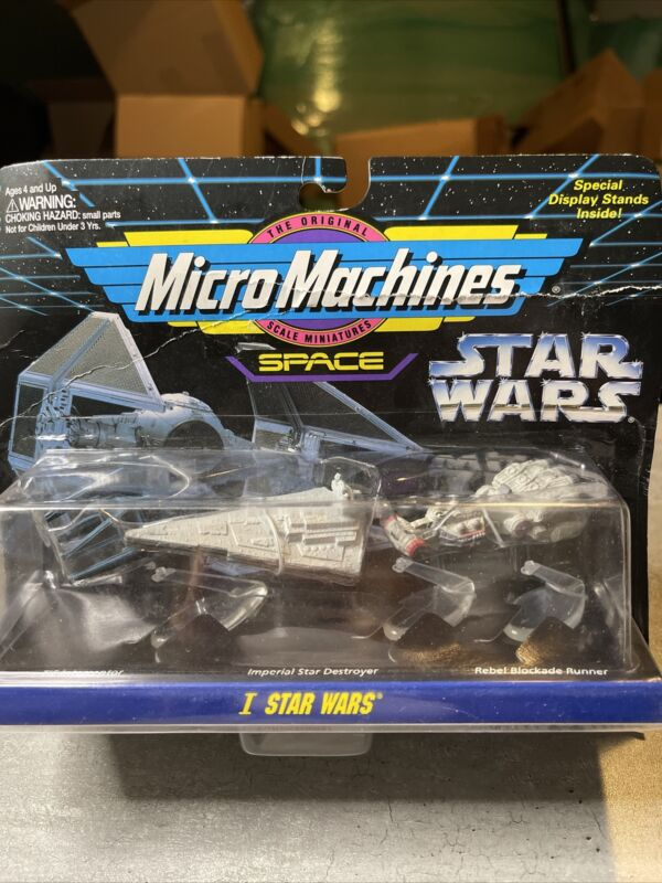Micromachines I Star Wars Collection
