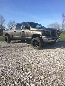 2006 mega cab never seen salt 5.9 Cummins