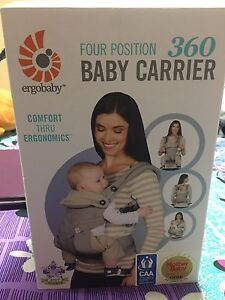 Ergobaby Four Position 360 Baby Carrier Chester Hill Bankstown Area Preview