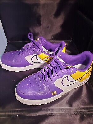 lakers air force ones