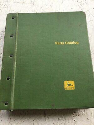 John Deere 4020 Tractor Parts Manual Serial Number Before 200999 Original