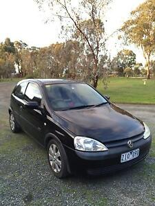 2003 Holden Barina Hatchback Rushworth Campaspe Area Preview