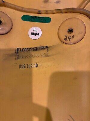Salisbury D1051 Lineman Sleeves Molded Pair Class 3 Type I Small Size 26500v