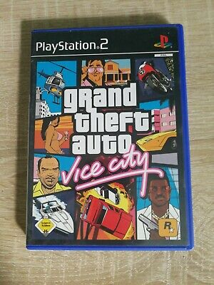 Grand Theft Auto Vice City, GTA, Playstation 2 Spiel, PS2 for sale  Shipping to Nigeria