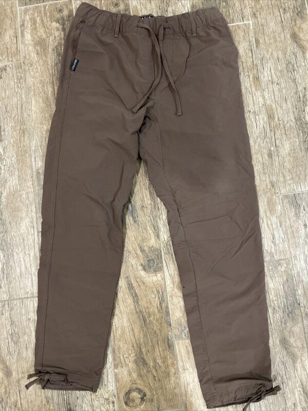 Coalatree Trailhead Pants - Brown - Medium (SLIM)