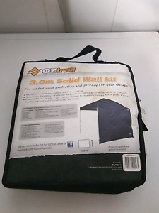 Oztrail 3m solid side wall Mawson Lakes Salisbury Area Preview