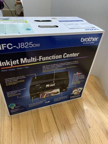 Brother MFC-J825DW Wireless AIO Printer Scanner Copier Wireless Fax - $125.00