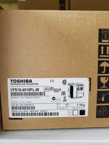 Toshiba Tansistor Inverter  VFS15-4015PL-W