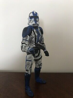 "Star Wars Black Series 6"" Custom 501st Office Clone Trooper"
