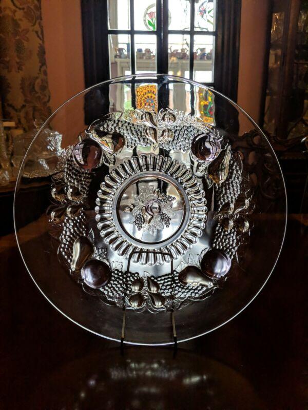 """Della Robbia Westmoreland Pastel 14 1/2"""" Plate"""