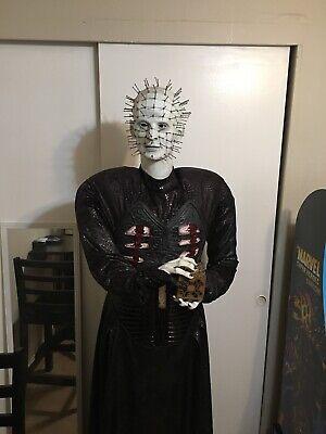 Pinhead Lifesize Halloween Prop Spirit Gemmy Morbid Magic Power Rare Htf