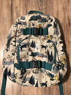 Very Rare Puma Skateboard Backpack