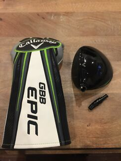 Callaway Epic SubZero Head Only