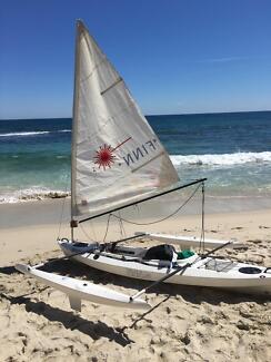 Kayak Finn Beachcomber