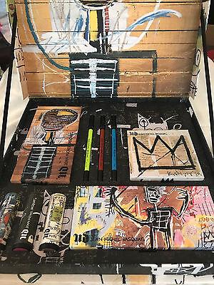 Urban Decay x Jean-Michel Basquiat Vault - BNIB!