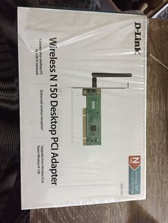 D-Link N 150 PCI adapter DWA-525
