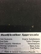 Vehicle modification blue plate & Safety certificate Innisfail Cassowary Coast Preview