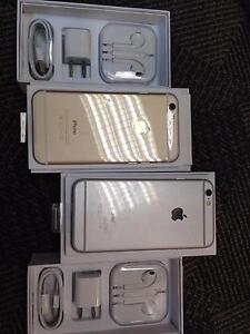 iPhone 6 128GB NEW GOLD/SILVER ** UNLOCKED ** Strathfield Strathfield Area Preview