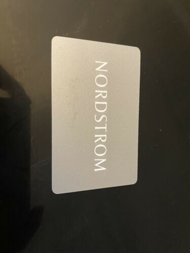 Nordstrom 100 Gift Card - $85.00