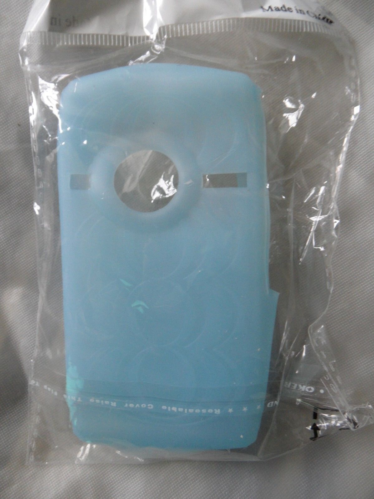 BLUE SILICONE SKIN CASE FOR FLIP ULTRA HD