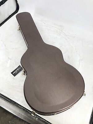 Cordoba 03754 Humidified Archtop Classical/Flamenco Wooden Guitar Case *