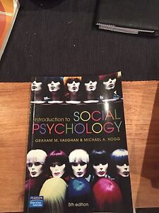 Introduction to Social Psychology Nollamara Stirling Area Preview