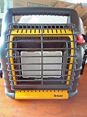 Yellow Construction Propane Gas Heater Mr. Heater