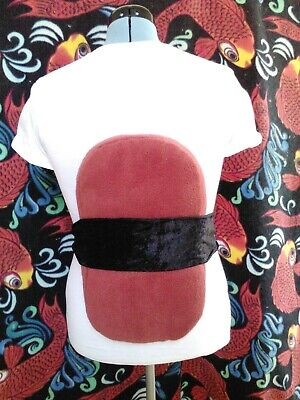 Sushi Costume Musubi 8 x 14 x 2 inches with Belt Regular size - Halloween](Sushi Costumes)