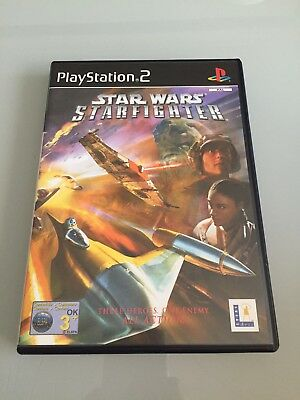Used, Star Wars: Starfighter PS2 video game (PAL) for sale  Shipping to Nigeria