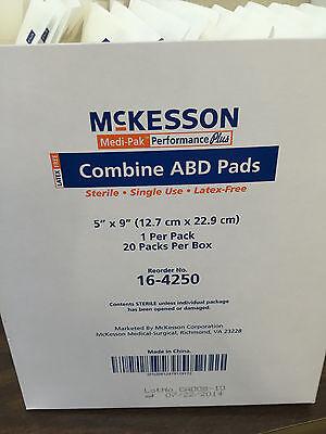 McKesson Medi-Pak Combine ABD Pad Dressing: 5
