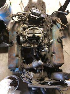 Pontiac 301 V8